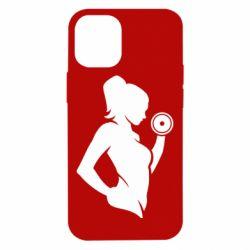 Чохол для iPhone 12 mini Sports Girl