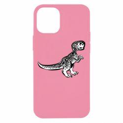 Чохол для iPhone 12 mini Spotted baby dinosaur
