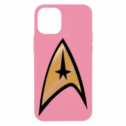 Чехол для iPhone 12 mini Star Trek Logo