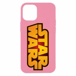 Чохол для iPhone 12 mini Star Wars Gold Logo