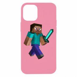 Чехол для iPhone 12 mini Стив