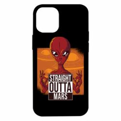 Чехол для iPhone 12 mini Straight Outta Mars