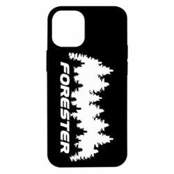 Чехол для iPhone 12 mini Subaru Forester