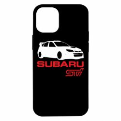 Чохол для iPhone 12 mini Subaru STI