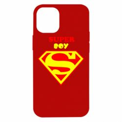 Чохол для iPhone 12 mini Super Boy