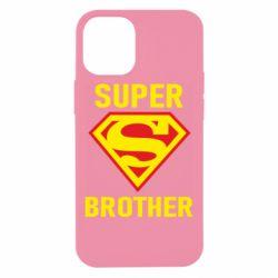 Чехол для iPhone 12 mini Super Brother