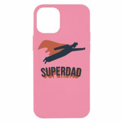 Чохол для iPhone 12 mini Super dad flies