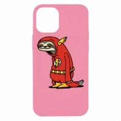 Чехол для iPhone 12 mini Super lazy flash