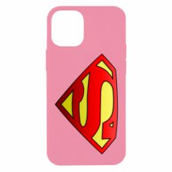 Чохол для iPhone 12 mini Superman Logo