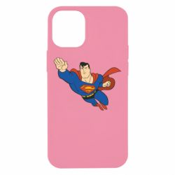 Чехол для iPhone 12 mini Superman mult