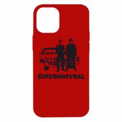 Чохол для iPhone 12 mini Supernatural Брати Вінчестери