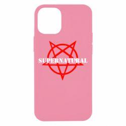 Чехол для iPhone 12 mini Supernatural