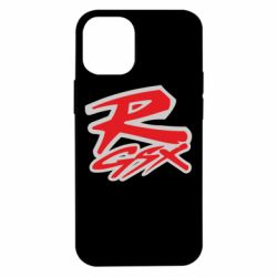 Чохол для iPhone 12 mini Suzuki GSX-R Logo