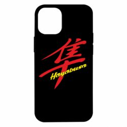 Чохол для iPhone 12 mini Suzuki Hayabusa
