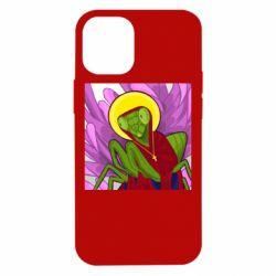 Чохол для iPhone 12 mini Святий богомол