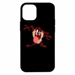 Чехол для iPhone 12 mini Таз Тасманский дьявол