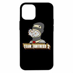 Чехол для iPhone 12 mini Team Fortress 2 Art