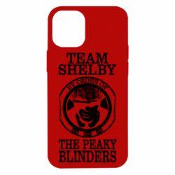 Чохол для iPhone 12 mini Team Shelby the Peaky Blinders