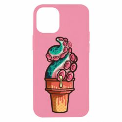 Чохол для iPhone 12 mini Tentacle ice cream