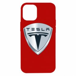 Чехол для iPhone 12 mini Tesla Corp