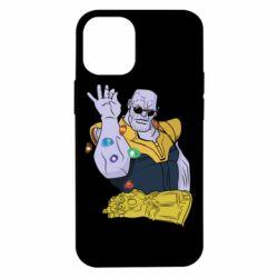 Чохол для iPhone 12 mini Thanos Art
