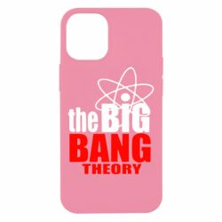 Чохол для iPhone 12 mini The Bang theory Bing