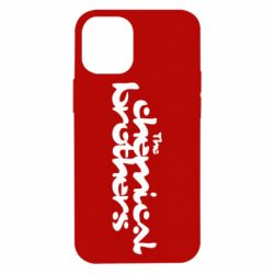 Чохол для iPhone 12 mini The Chemical Brothers logo