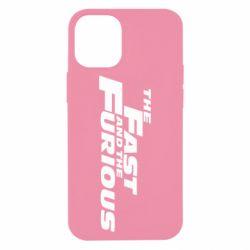 Чохол для iPhone 12 mini The Fast and the Furious