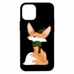 Чохол для iPhone 12 mini The Fox in the Hat