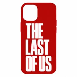 Чохол для iPhone 12 mini The Last of Us