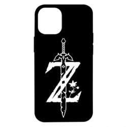 Чехол для iPhone 12 mini The Legend of Zelda Logo