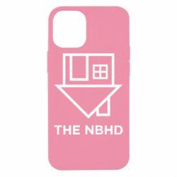 Чехол для iPhone 12 mini THE NBHD Logo