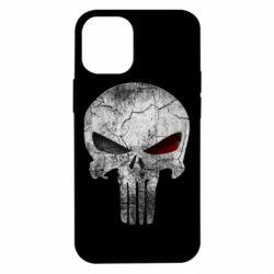 Чехол для iPhone 12 mini The Punisher Logo