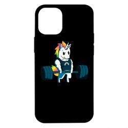 Чохол для iPhone 12 mini The unicorn is rocking