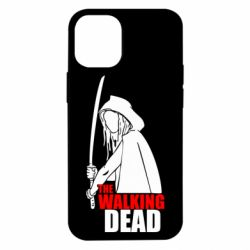Чохол для iPhone 12 mini The walking dead (Ходячі мерці)