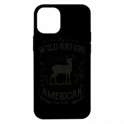 Чохол для iPhone 12 mini The wild nature