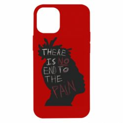 Чехол для iPhone 12 mini There is no and to the pain