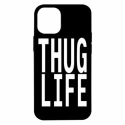 Чехол для iPhone 12 mini thug life