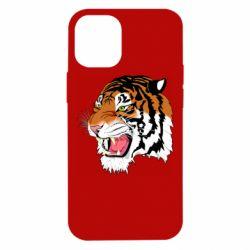 Чохол для iPhone 12 mini Tiger roars