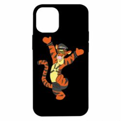 Чехол для iPhone 12 mini Тигра темный властелин