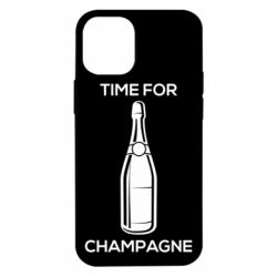 Чохол для iPhone 12 mini Time for champagne