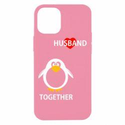 Чехол для iPhone 12 mini Together forever2
