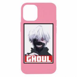 Чехол для iPhone 12 mini Tokyo Ghoul portrait