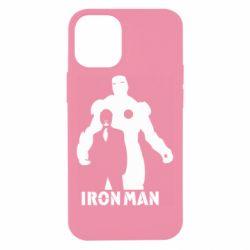 Чехол для iPhone 12 mini Tony iron man