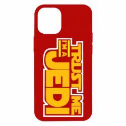 Чехол для iPhone 12 mini Trust me, I'm a Jedi