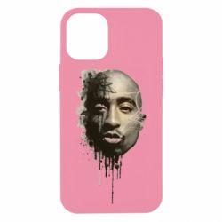 Чехол для iPhone 12 mini Tupac Shakur