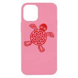 Чохол для iPhone 12 mini Turtle fossil