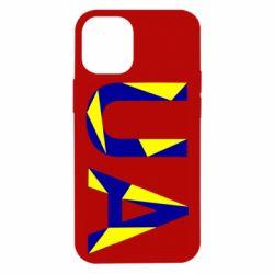 Чехол для iPhone 12 mini UA Ukraine