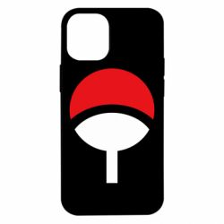 Чохол для iPhone 12 mini Uchiha symbol