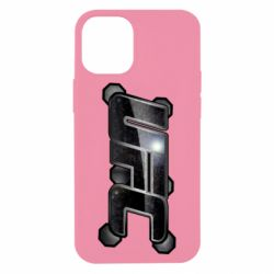 Чехол для iPhone 12 mini UFC Art